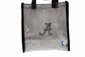Alabama Clear Tote Bag