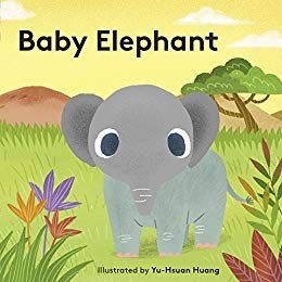 Elephant Finger Puppet Book