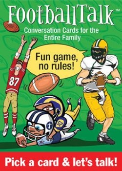Football Talk Cards