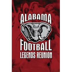 Alabama Football Legends Reunion DVD