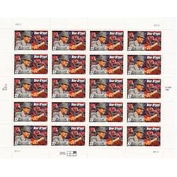 Bryant Stamp Sheets