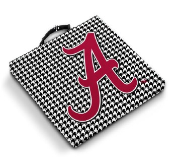 Houndstooth Stadium Cushion