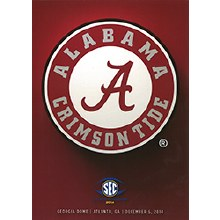 2014 SEC Championship DVD