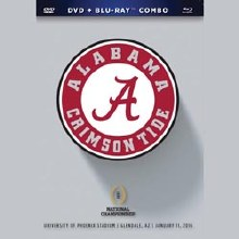 2016 BCS National Championship DVD/Blu-Ray