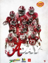 2021 A-day Game Program
