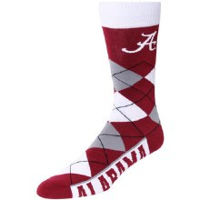 Alabama Argyle Socks
