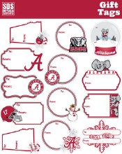 Alabama Gift Tags