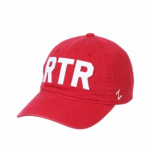 Red Hat With White Felt Rtr