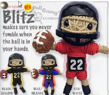 Blitz String Doll