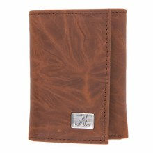 Brown Tri-fold Wallet