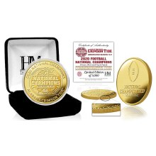 2020/21 Championship Gold Coin