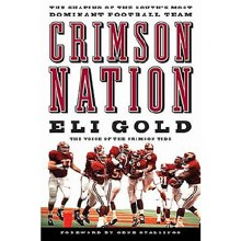 Crimson Nation Paperback by Eli Gold