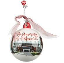 Alabama Landmark Ball Ornament