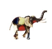 Oil Drum Elephant