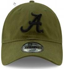 920 Olive Script A Hat