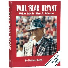 "Paul ""bear"" Bryant"