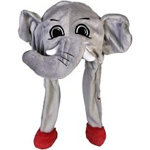 Pump Action Mascot Hat