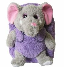 Purple Elephant Backpack