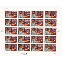 Bryant Stamp Sheets
