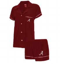 Womens Sleep Set Med Red