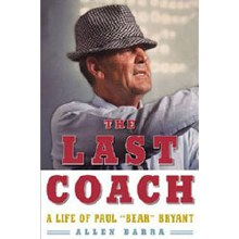 The Last Coach Hardback by Allen Barra
