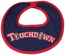 Touchdown Bib