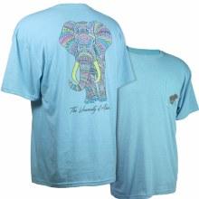 Tribal Elephant Am Blue