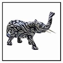 Tribal Tattoo Elephant