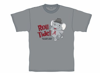 Elephant Shirt 2t Grey