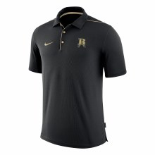 TEAM ISSUE POLO SMALL BLACK