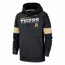 NIKE THERMA PO HOODY SMALL BLACK/GOLD