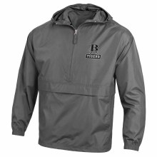 CHAMPION PACKABLE JACKET XS GREY