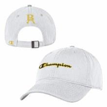 CHAMPION WASH TWILL HAT WHITE