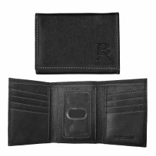 CONTRAST TRIFOLD WALLET