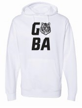 WHITE OUT HOODIE SMALL WHITE