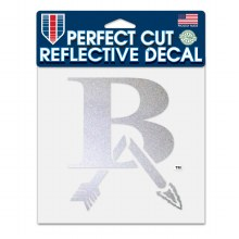 REFLECTIVE 6X6 DECAL