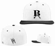 EXPRESS BASEBALL HAT L/XL WHITE
