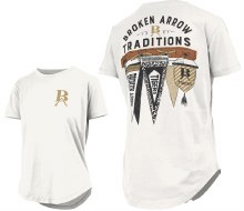 TRADITION JERSEY TEE SMALL WHITE