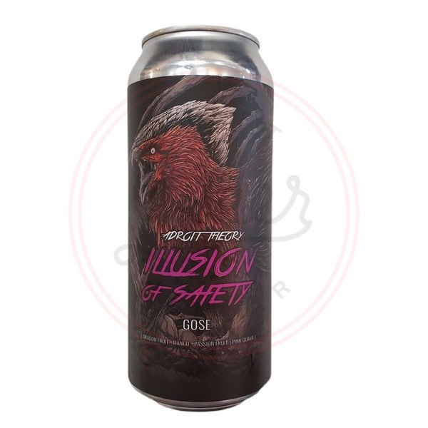 Illusion Of Safety - 16oz Can