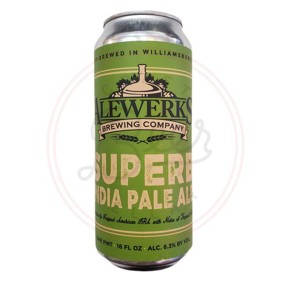 Superb Ipa - 16oz Can