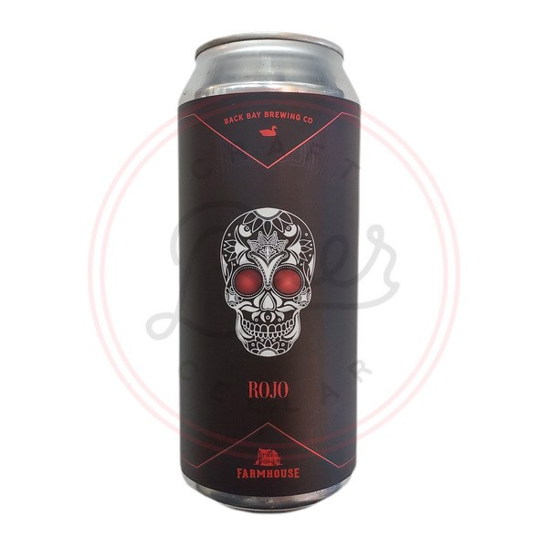 Rojo - 16oz Can