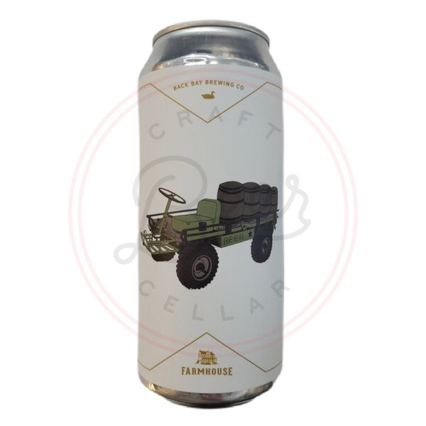 The Mule - 16oz Can