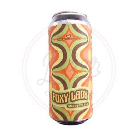 Foxy Lady - 16oz Can