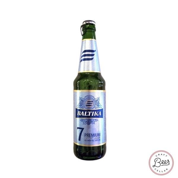 Baltika #7 Extra Lager - 470ml