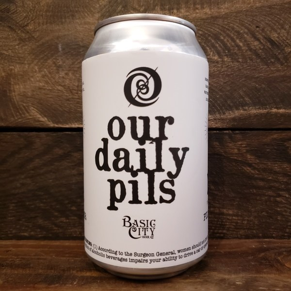 Our Daily Pils - 12oz Can