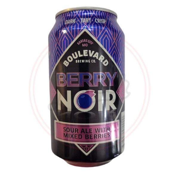 Berry Noir - 12oz Can