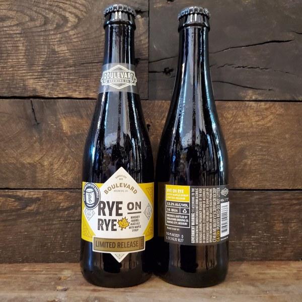 Rye On Rye 2020 - 12oz