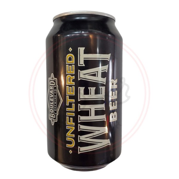 Unfiltered Wheat - 12oz