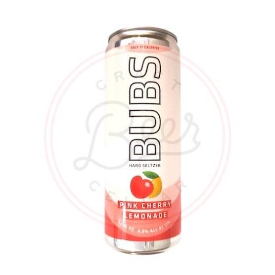 Bubs: Pink Cherry Lemonade