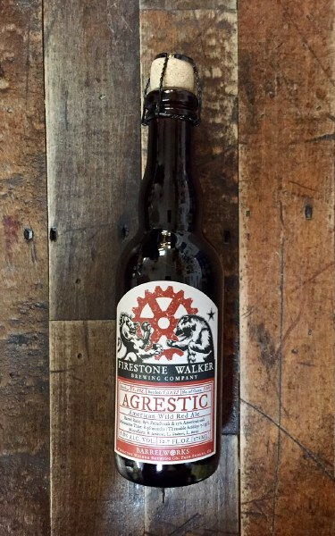 Agrestic Wild Ale - 375ml
